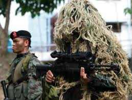 Special Action Force sniper