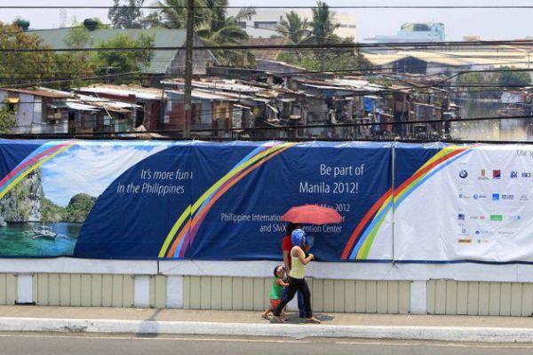 Philippine slums